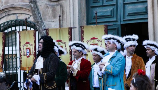 Braga Barroca. Regresso ao século XVIII em cinco dias