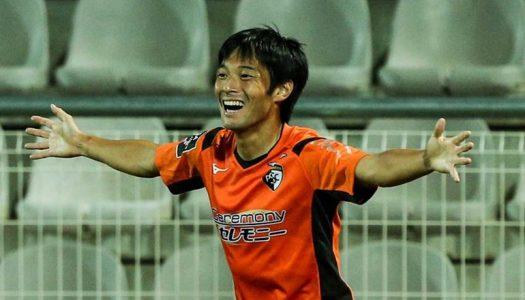 Nakajima faz escorregar Vitória SC