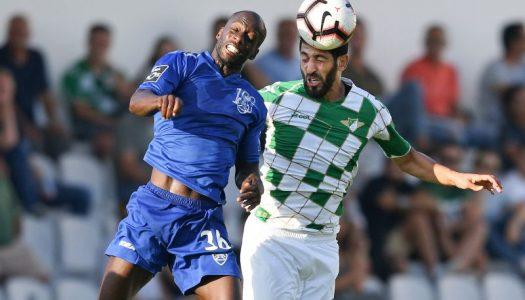 Moreirense vence pela primeira vez em casa