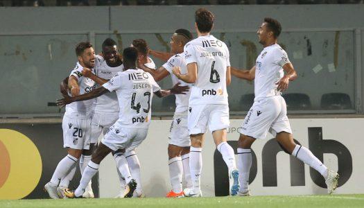 Vitória SC soma nova vitória