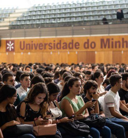 Novos alunos Universidade do Minho