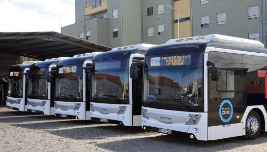 Primeiros autocarros elétricos chegam a Braga