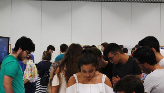 NEI. Mostra científica atrai comunidade estudantil