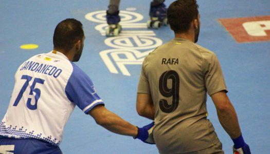 CE Lleida vs FC Porto (destaques)