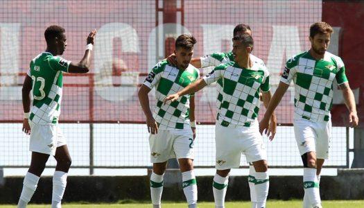 Moreirense sofre segundo desaire consecutivo