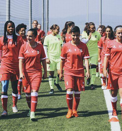 Futebol feminino: SC Braga reforça-se a pensar no primeiro título