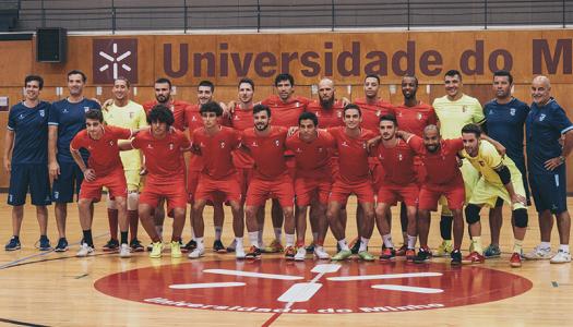 SC Braga/AAUM: o objetivo de fazer melhor do que na temporada passada