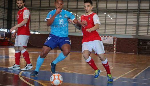 SC Braga/AAUM soma nova derrota