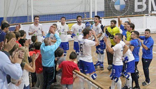 HC Braga soma vitória caseira frente ao SC Tomar