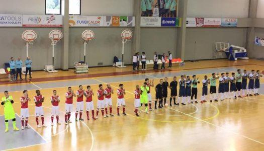 SC Braga/AAUM conquista primeira vitória