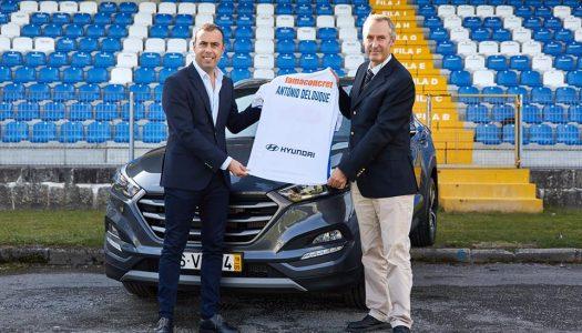 FC Famalicão anuncia parceria com a Hyundai