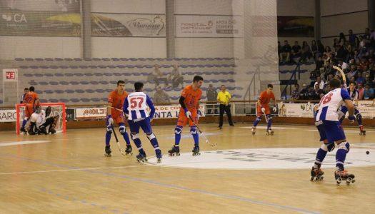 Juventude de Viana goleada em casa pelo FC Porto