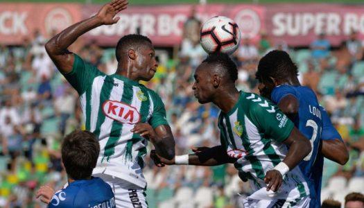 Moreirense sofre quarta derrota fora de portas