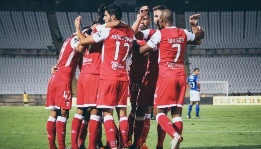SC Braga vence Belenenses e é líder