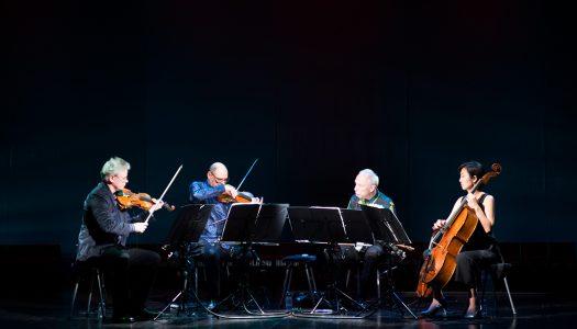 Os muitos tempos de Kronos Quartet