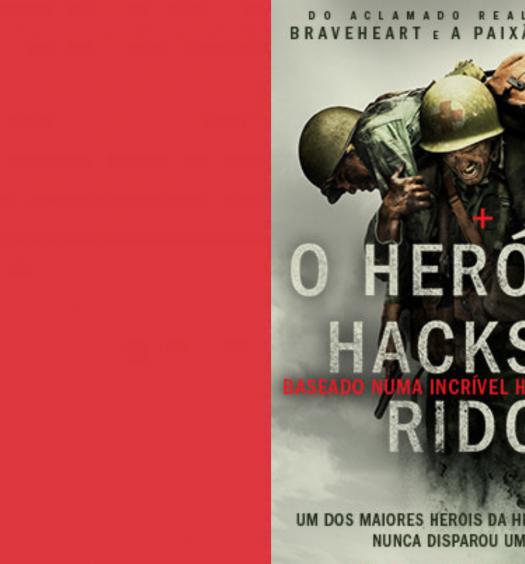 O herói de Hacksaw Ridge, crítica cinema