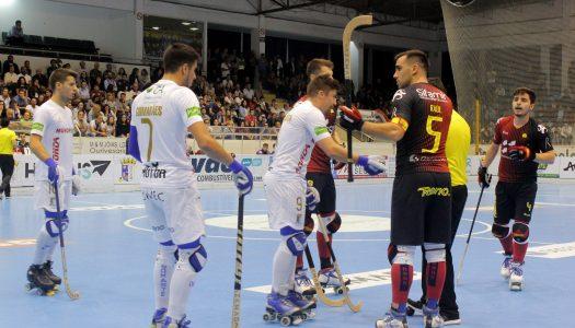 OC Barcelos e Riba d´Ave HC abrem campeonato com empate