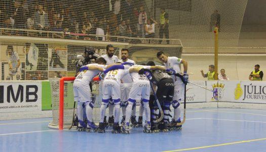 OC Barcelos conquista primeira vitória