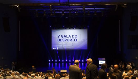 Altice Forum Braga recebe os melhores de 2017/2018