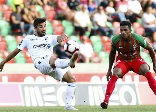 Vitória SC quebra ciclo de três jogos sem vencer