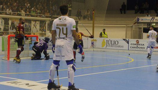 OC Barcelos vs Riba d'Ave HC (destaques)