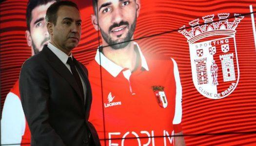 Sócios do SC Braga aprovam contas da SAD