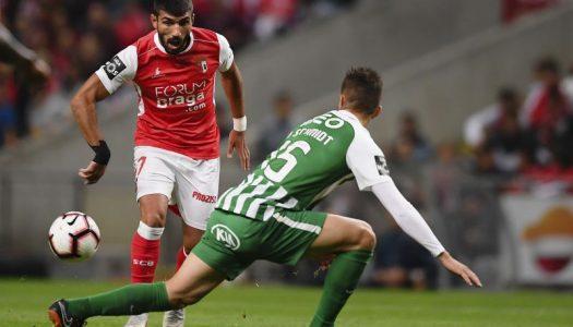 SC Braga empata e coloca liderança em risco