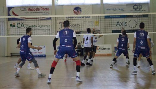 VC Viana conquista primeira vitória