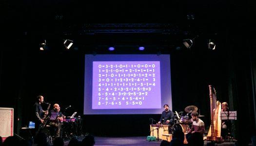 AlgoRítmico une matemática à música