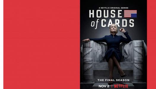 As casas de cartas também caem com os 'espirros' de Kevin Spacey