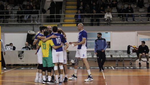 Famalicense sofre derrota com AA São Mamede