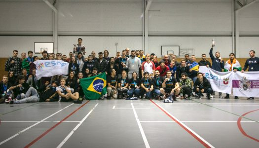 Erasmus National Games. Braga foi palco da fase nacional