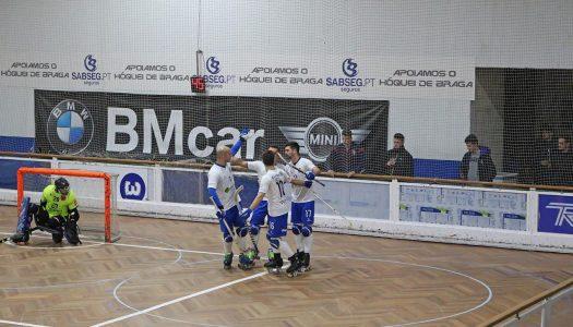 HC Braga continua sem vencer