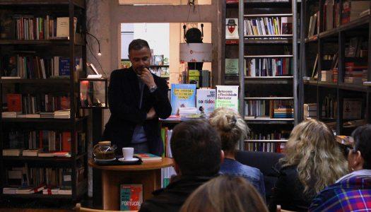 """Hélder Reis apresenta """"Lendas, Mitos e Ditos de Portugal"""" em Braga"""