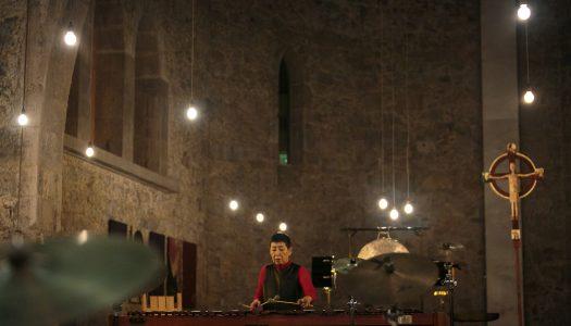Midori Takada apresenta concerto no Seminário de Nossa Senhora da Conceição