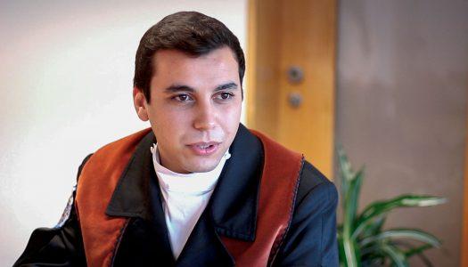 """Nuno Reis: """"Sou a pessoa certa para ser candidato a presidente"""""""
