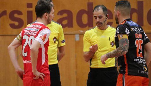 SC Braga/AAUM soma segunda vitória consecutiva