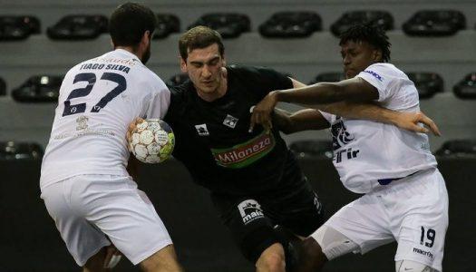 AC Fafe sofre dura derrota frente à AA Águas Santas