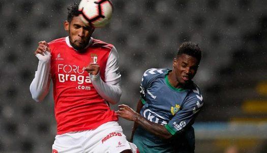 SC Braga vence antes da visita ao Dragão