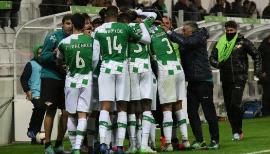 Moreirense segue em frente na Taça de Portugal