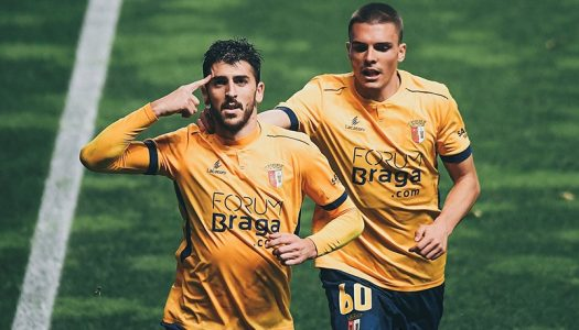 SC Braga avança na Taça de Portugal