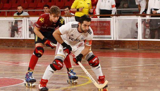 Riba D'Ave HC pontua pela primeira vez no campeonato na receção ao Benfica