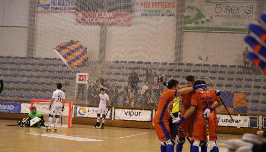 Juventude de Viana vence e renasce no campeonato