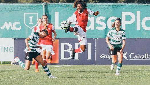 Gverreiras vencem Sporting CP de forma categórica