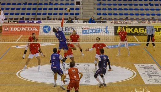 VC Viana perde com SL Benfica
