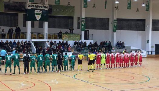 SC Braga/AAUM vence última partida do ano
