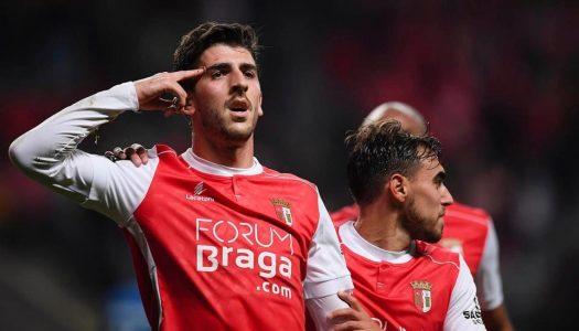 SC Braga vs Moreirense (destaques)