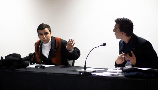 Último debate antes da eleições. Dois caminhos distintos para a AAUM