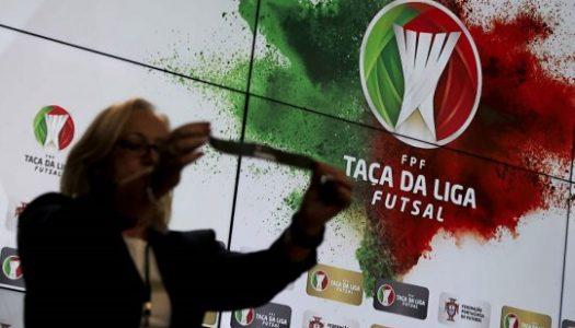 SC Braga/AAUM mede forças com AD Fundão na Taça da Liga