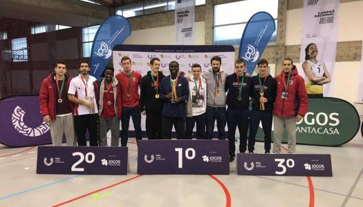 Basquetebol 3×3. AAUM conquista medalhas no CNU